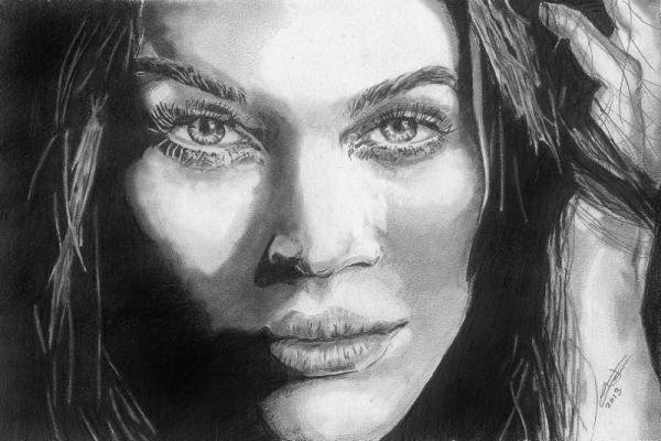 Megan Fox by jonesy12